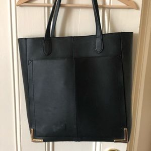 Steve Madden tote (used once)
